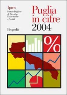 Ilmeglio-delweb.it Puglia in cifre 2004 Image