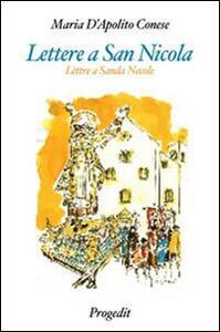 Lettere a san Nicola-lèttre a sanda Necole