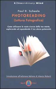 Photoreading (Lettura fotografica)