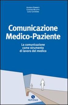Antondemarirreguera.es Comunicazione medico paziente. La comunicazione come strumento di lavoro del medico Image