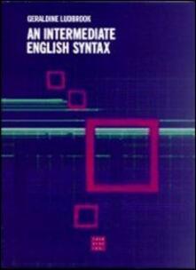 Antondemarirreguera.es Intermediate english syntax (An) Image