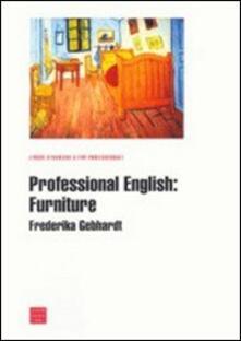 Amatigota.it Professional english: furniture Image