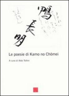 Le poesie di Kamo No Chomei.pdf