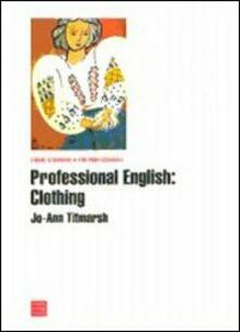 Warholgenova.it Professional english: clothing Image
