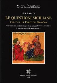 Le questioni siciliane