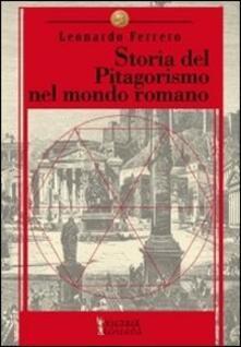 Nicocaradonna.it Storia del pitagorismo nel mondo romano. Dalle origini alla fine della repubblica Image