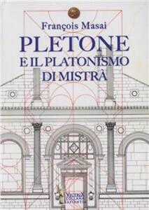 Pletone e il platonismo di Mistrà