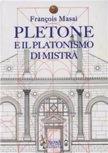 Birrafraitrulli.it Pletone e il platonismo di Mistrà Image