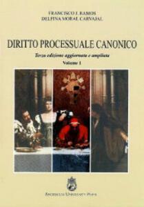 Diritto processuale canonico. Vol. 1
