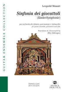 Promoartpalermo.it Sinfonia dei giocattoli. Kinder-symphonie Image