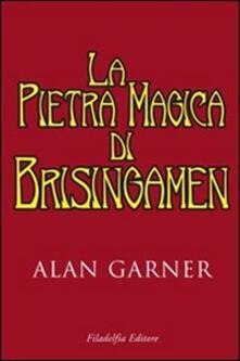 La pietra magica di Brisingamen - Alan Garner - copertina
