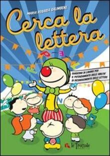 Cerca la lettera. Abecedario.pdf