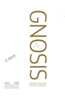 Winniearcher.com Gnosis. Rivista italiana di Intelligence (2019). Vol. 1 Image