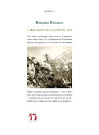 I I ragazzi di Caporetto - Romano Romano Romano Sergio - wuz.it