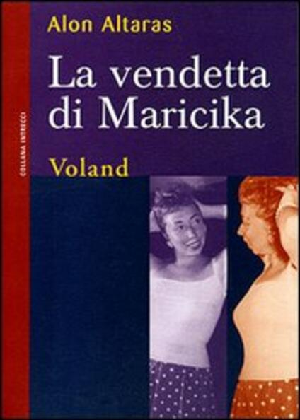 La vendetta di Maricika - Alon Altaras - copertina