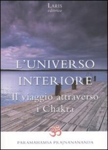L universo interiore. Il viaggio attraverso i Chakra.pdf