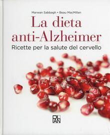 Radiospeed.it La dieta anti-Alzheimer. Ricette per la salute del cervello Image
