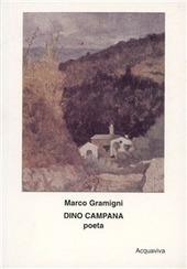 Dino Campana poeta