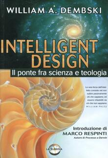 Camfeed.it Intelligent design. Il ponte fra scienza e teologia Image