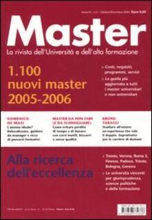 Winniearcher.com Master. La rivista dell'università e dell'alta formazione. Vol. 2 Image