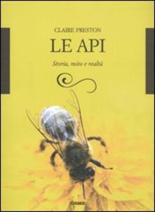 Antondemarirreguera.es Le api. Storia, mito e realtà Image