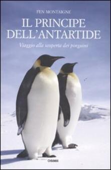Cefalufilmfestival.it Il principe dell'Antartide. Viaggio alla scoperta dei pinguini Image
