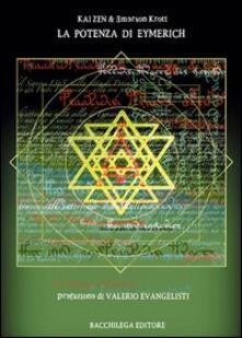 La potenza di Eymerich - Kai Zen,Emerson Krott - copertina