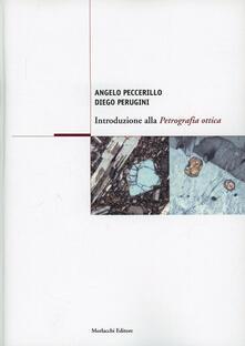 Mercatinidinataletorino.it Introduzione alla petrografia ottica. Con CD-ROM Image