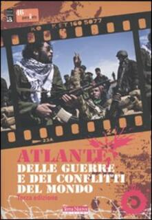 Atlante delle guerre e dei conflitti nel mondo - copertina