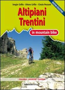 Nicocaradonna.it Altipiani trentini in mountain bike Image