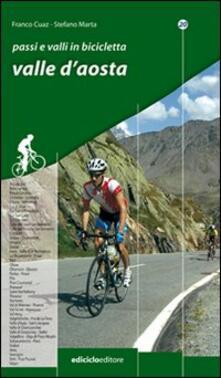 Antondemarirreguera.es Passi e valli in bicicletta. Valle d'Aosta Image