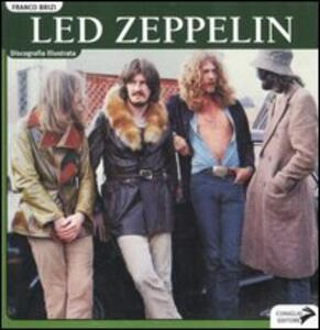 Led Zeppelin. La discografia italiana