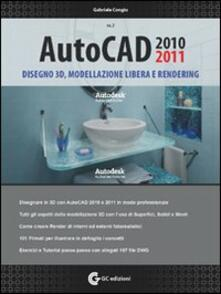 Antondemarirreguera.es AutoCAD 2010-2011. Disegno 3D. Modellazione libera e rendering. Vol. 2 Image