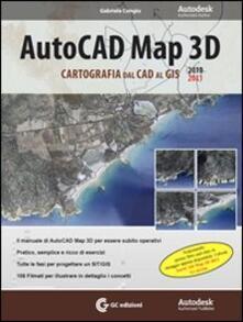 Tegliowinterrun.it AutoCad Map 3D 2010-2011. Cartografia dal CAD al GIS Image