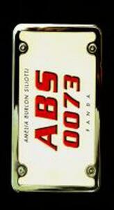 ABS-0073. Ediz. inglese e cinese