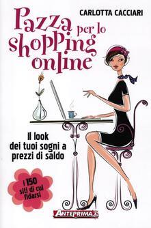 Squillogame.it Pazza per lo shopping online. Il look dei tuoi sogni a prezzi di saldo Image
