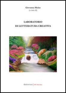 Laboratorio di letteratura creativa - Giovanna Mulas - copertina