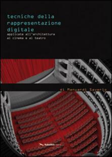 Filippodegasperi.it Tecniche della rappresentazione digitale applicate all'architettura, al cinema e al teatro Image