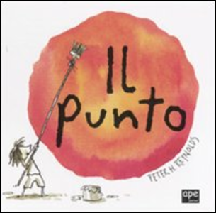 Libro Il punto Peter H. Reynolds