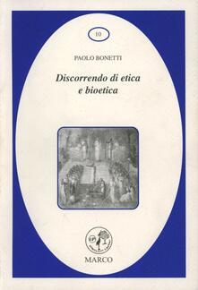 Luciocorsi.it Discorrendo di etica e bioetica Image
