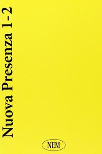 Libro Nuova presenza. Vol. 1-2