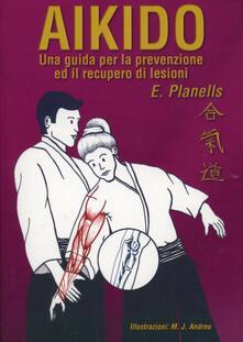 Daddyswing.es Aikido. Una guida per la prevenzione ed il recupero di lesioni Image