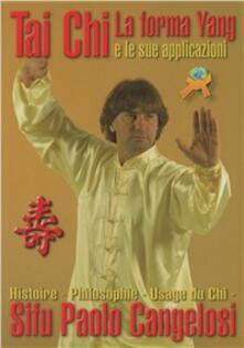 Fondazionesergioperlamusica.it Tai Chi. La forma yang e le applicazioni Image