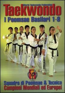 Daddyswing.es Taekwondo. I Poomsae basilari 1-8 Image