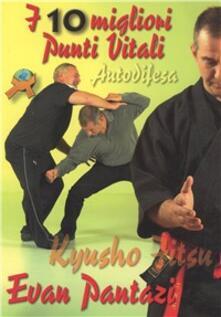 Winniearcher.com Kjusho-Jitsu. I 10 migliori punti vitali Image