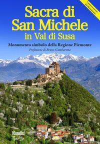 La La Sacra di San Michele in val di Susa. Monumento simbolo della regione Piemonte - Gaddo Giovanni - wuz.it