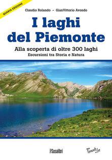 Fondazionesergioperlamusica.it Laghi del Piemonte. Alla scoperta di oltre 300 laghi. Escursioni tra storia e natura Image
