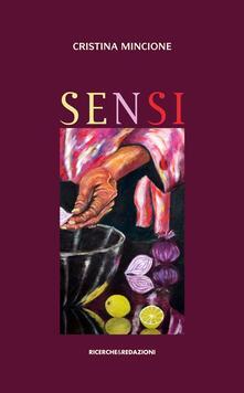 Sensi - Cristina Mincione - copertina