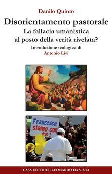 Daddyswing.es Disorientamento pastorale. La fallacia umanistica al posto della verità rivelata? Image