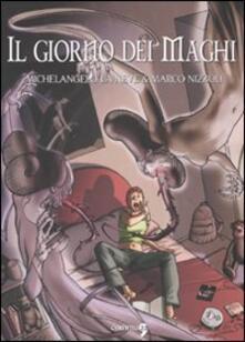 Tegliowinterrun.it Il giorno dei maghi. Vol. 1 Image
